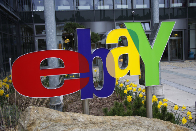 eBay turning a 'blind eye' to counterfeits