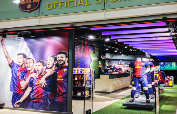 FC Barcelona win domain name transfer from Dubai resident
