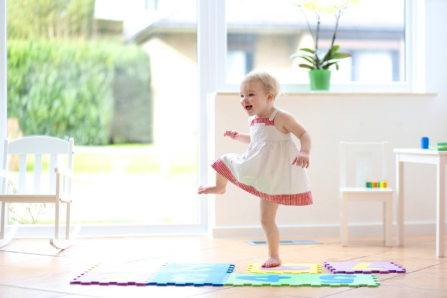 The dancing baby: three things you need to know