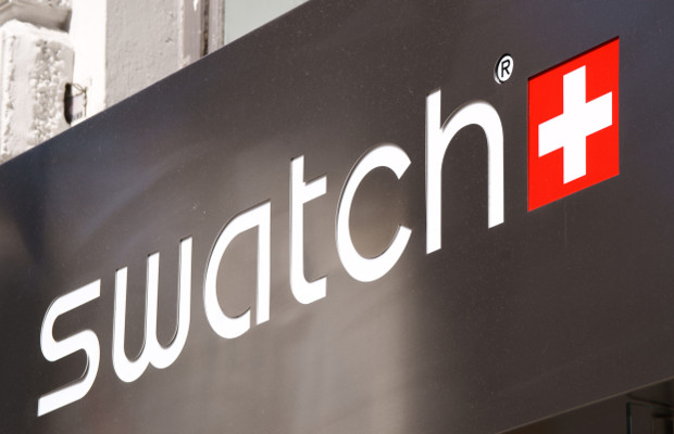 Swatch recovers domain selling luxury goods