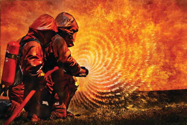 Fighting fires: online brand management