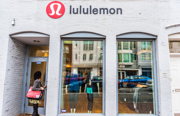 Lululemon strikes out at counterfeiters