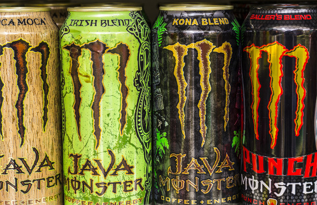 Monster Energy targets counterfeiters in suit