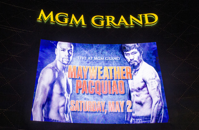Users take to Periscope to stream Mayweather v Pacquiao fight for free