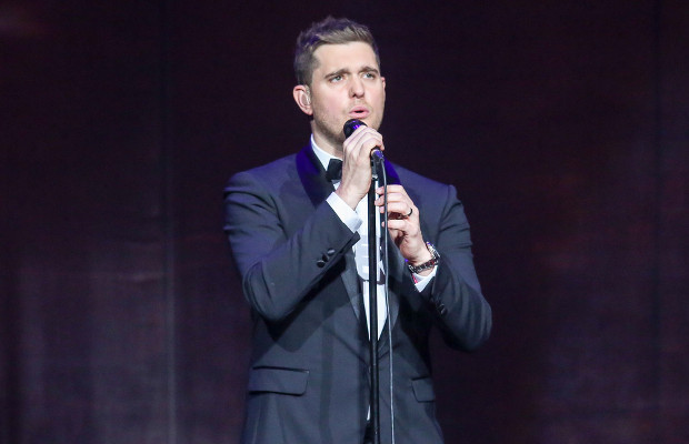 Sing when you're winning: Michael Bublé handed cybersquatting win