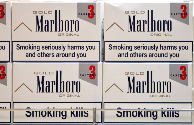 Philip Morris shuts down domain after confident response