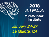 AIPLA 2018 Mid-Winter Institute