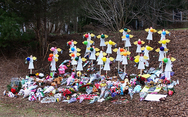 Sandy Hook: fighting against social media trolls
