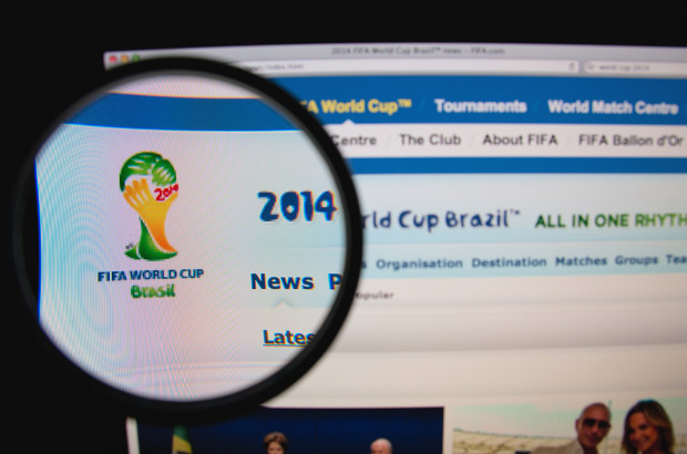 Twitter removes World Cup images