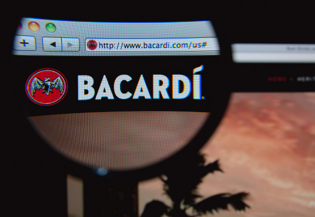 Irish whiskey company in Bacardi trademark row