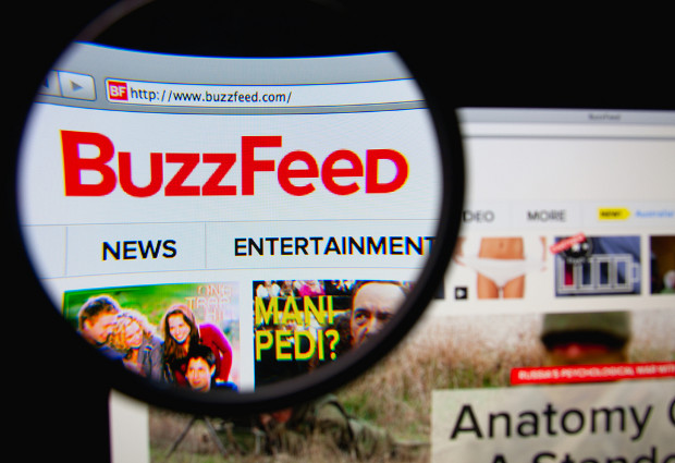 BuzzFeed fires editor over plagiarism