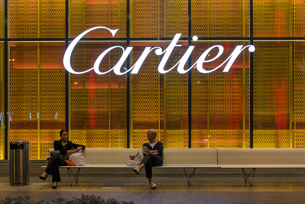 Selfridges begins selling Cartier goods online
