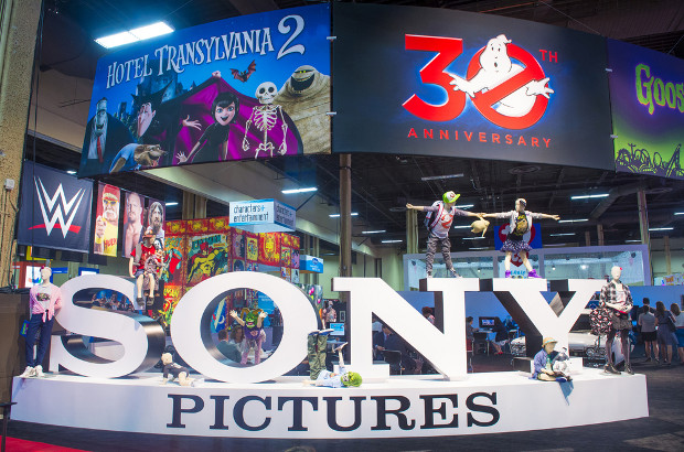 Five Sony movies 'leaked' online