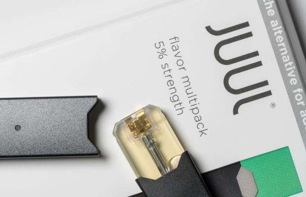 Juul takes on online counterfeiters selling to minors