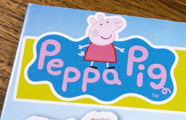 'Peppa Pig' owners sue over counterfeit merchandise